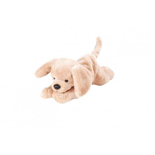 Peluche Cumba, le Labrador 18 cm