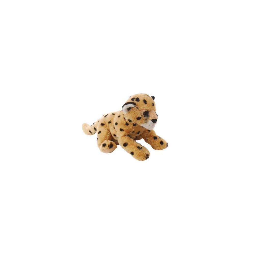 Peluche Savanna, le Bébé Guépard 28 cm