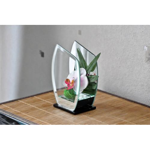 Orchidées déco à LED