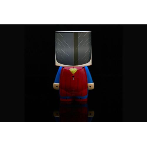 Lampe d'ambiance déco super héros