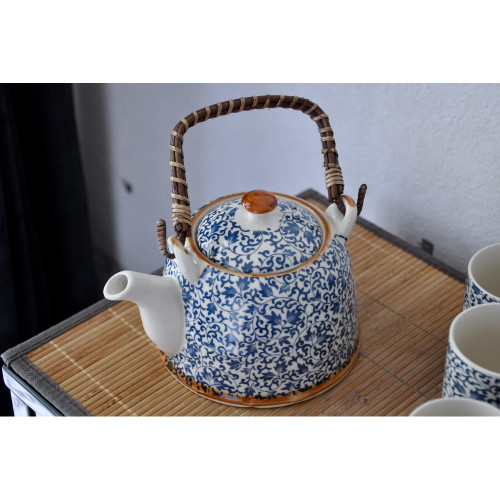 Service à thé (7 pièces)