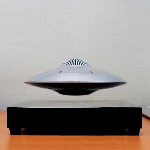 Base électromagnétique 200G slim induction & LEDS + UFOSOUND GRIS