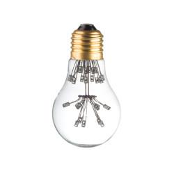 LAMPE DECO A60 E27 BLANC CHAUD ETEINTE