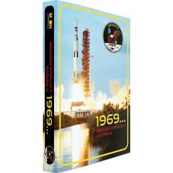 Base électromagnétique « Livre » MOONFLIGHT 1969