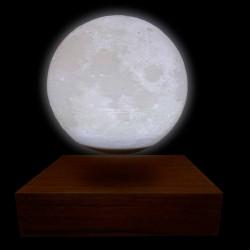 Base Lune et bougie